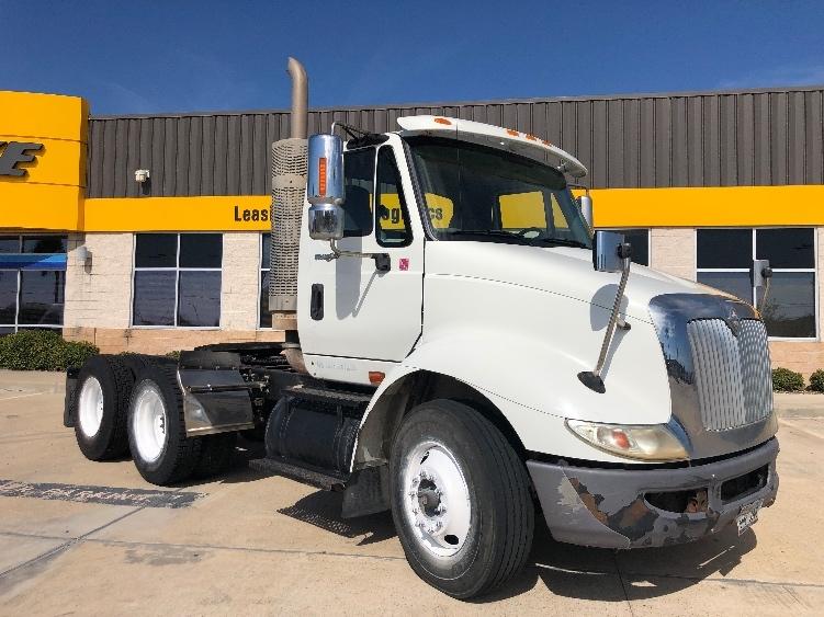 Day Cab Tractor-Heavy Duty Tractors-International-2008-8600-CORPUS CHRISTI-TX-180,865 miles-$18,500