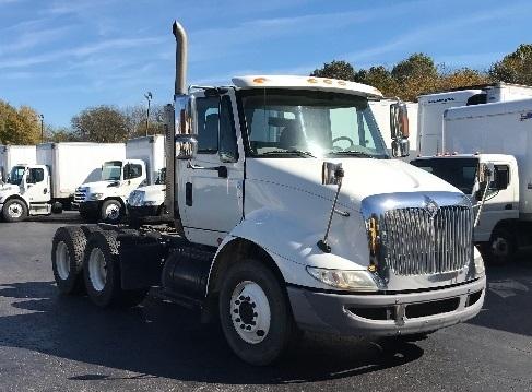 Day Cab Tractor-Heavy Duty Tractors-International-2008-8600-GREENSBORO-NC-202,895 miles-$22,750