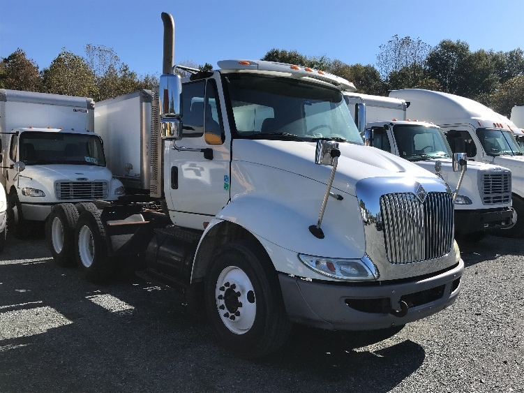 Day Cab Tractor-Heavy Duty Tractors-International-2008-8600-CONCORD-NC-141,293 miles-$18,750