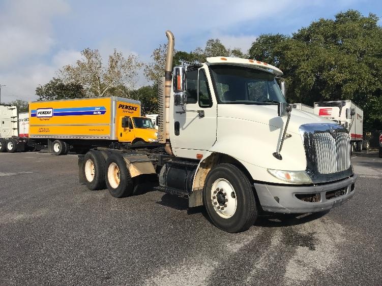Day Cab Tractor-Heavy Duty Tractors-International-2008-8600-PENSACOLA-FL-188,369 miles-$20,000