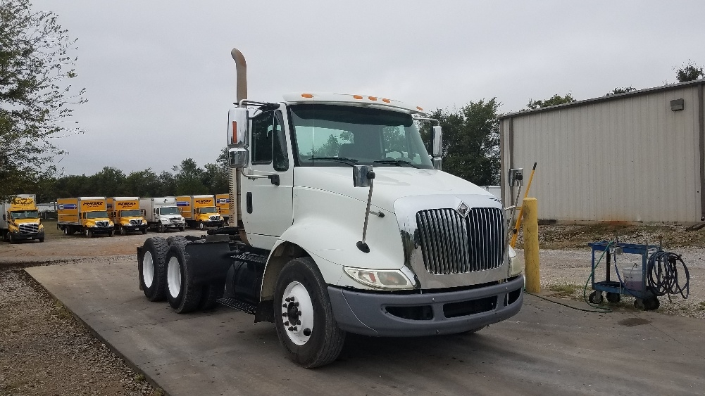 Day Cab Tractor-Heavy Duty Tractors-International-2008-8600-TUSCUMBIA-AL-279,524 miles-$22,750