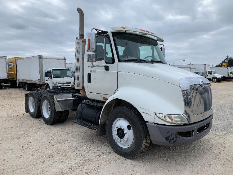 Day Cab Tractor-Heavy Duty Tractors-International-2008-8600-SAN ANTONIO-TX-143,589 miles-$18,500