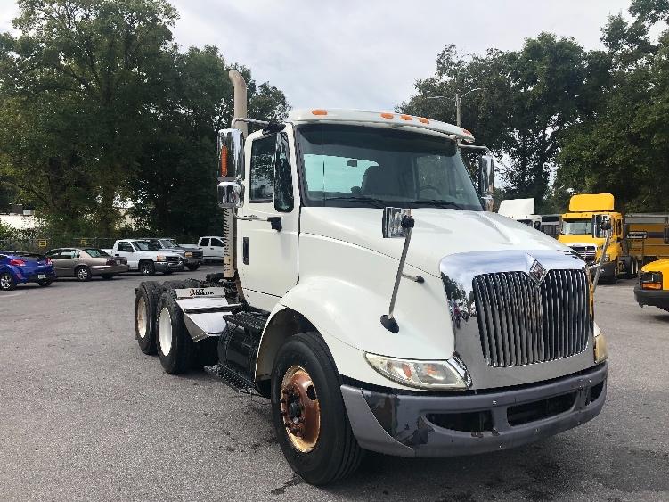 Day Cab Tractor-Heavy Duty Tractors-International-2008-8600-PENSACOLA-FL-246,641 miles-$22,000