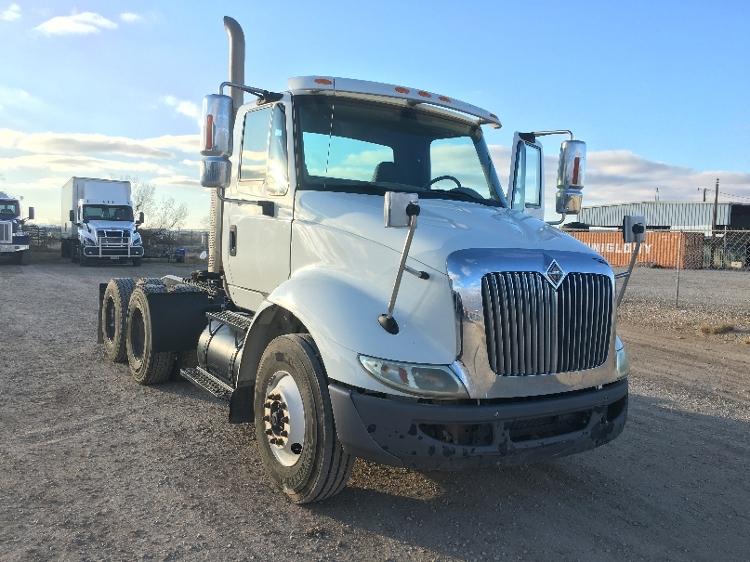 Day Cab Tractor-Heavy Duty Tractors-International-2008-8600-SAN ANGELO-TX-155,538 miles-$18,500