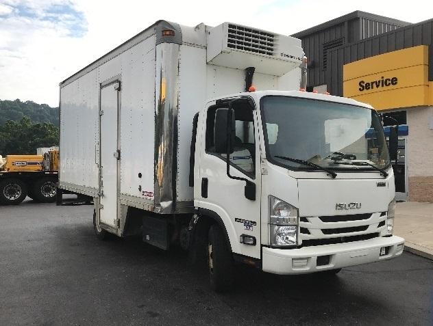 Reefer Truck-Light and Medium Duty Trucks-Isuzu-2016-NPR-PITTSBURGH-PA-93,559 miles-$34,000