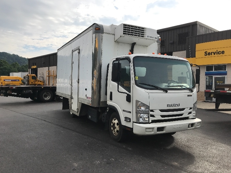 Reefer Truck-Light and Medium Duty Trucks-Isuzu-2016-NPR-PITTSBURGH-PA-111,715 miles-$33,000