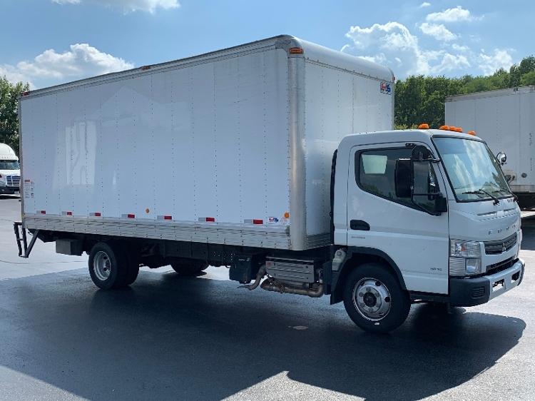 Medium Duty Box Truck-Light and Medium Duty Trucks-Mitsubishi-2013-FE180-LOUISVILLE-KY-183,748 miles-$22,250