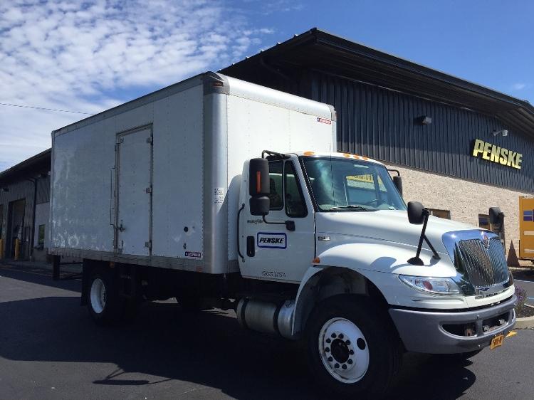 Medium Duty Box Truck-Light and Medium Duty Trucks-International-2012-4300-ALBANY-NY-206,284 miles-$17,250