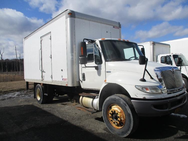 Medium Duty Box Truck-Light and Medium Duty Trucks-International-2012-4300-ALBANY-NY-203,768 miles-$17,250