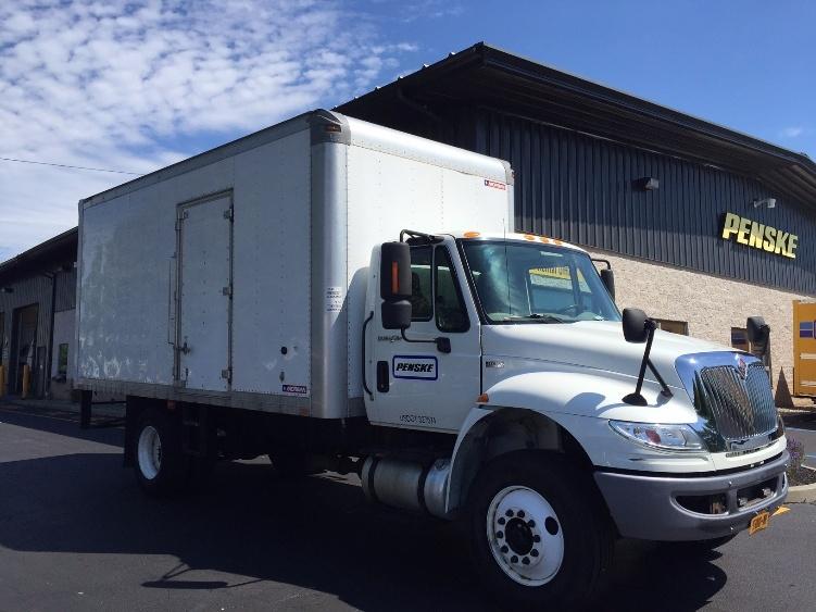 Medium Duty Box Truck-Light and Medium Duty Trucks-International-2012-4300-ALBANY-NY-180,415 miles-$17,750