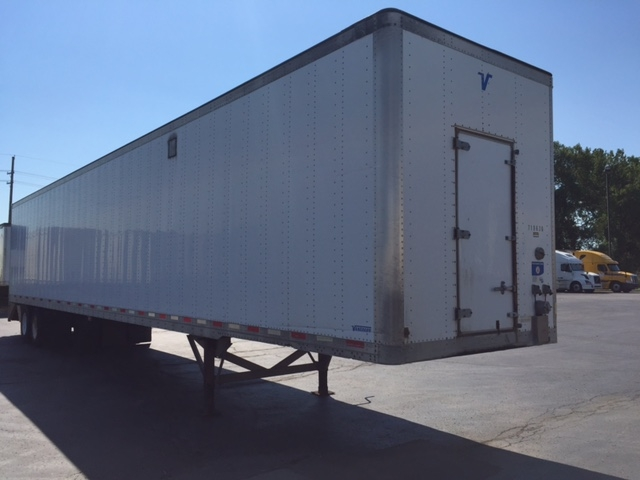 Dry Van Trailer-Semi Trailers-VANGUARD TRAILER-2006-Trailer-KANSAS CITY-MO-173,792 miles-$11,250