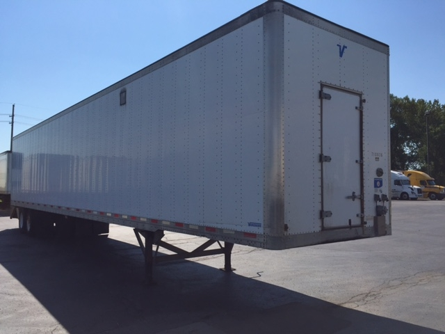 Dry Van Trailer-Semi Trailers-VANGUARD TRAILER-2006-Trailer-KANSAS CITY-MO-194,888 miles-$11,250