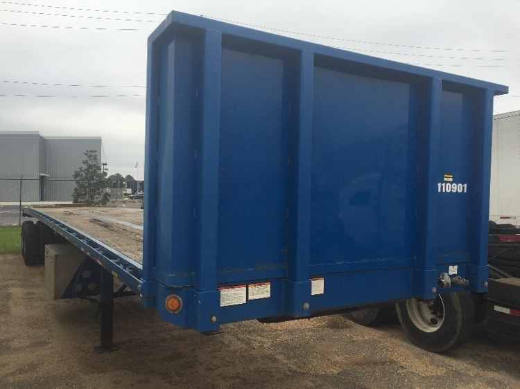 Flatbed Trailer-Semi Trailers-Great Dane-2010-Trailer-MOBILE-AL-178,030 miles-$19,000