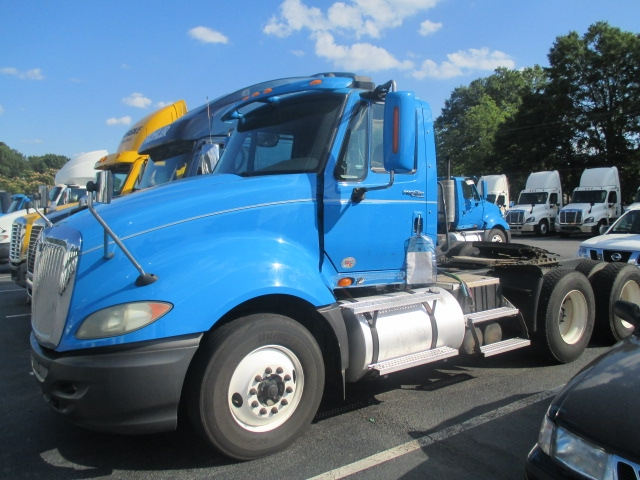 Day Cab Tractor-Heavy Duty Tractors-International-2011-ProStar-SPARTANBURG-SC-530,694 miles-$29,250