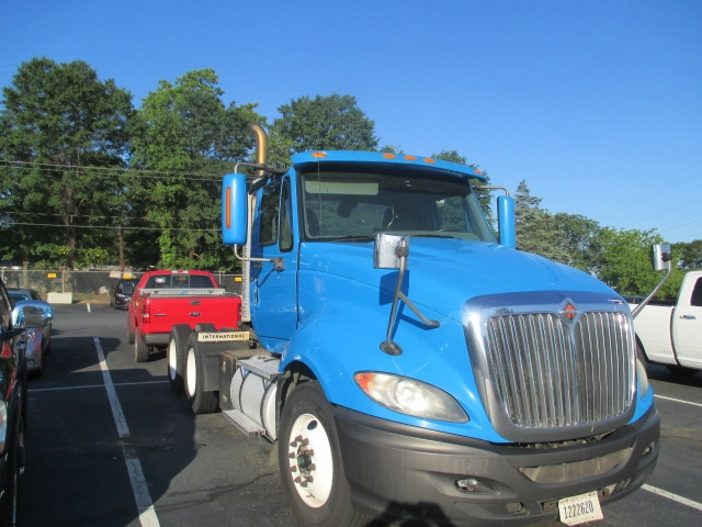 Day Cab Tractor-Heavy Duty Tractors-International-2011-ProStar-SPARTANBURG-SC-657,657 miles-$24,000