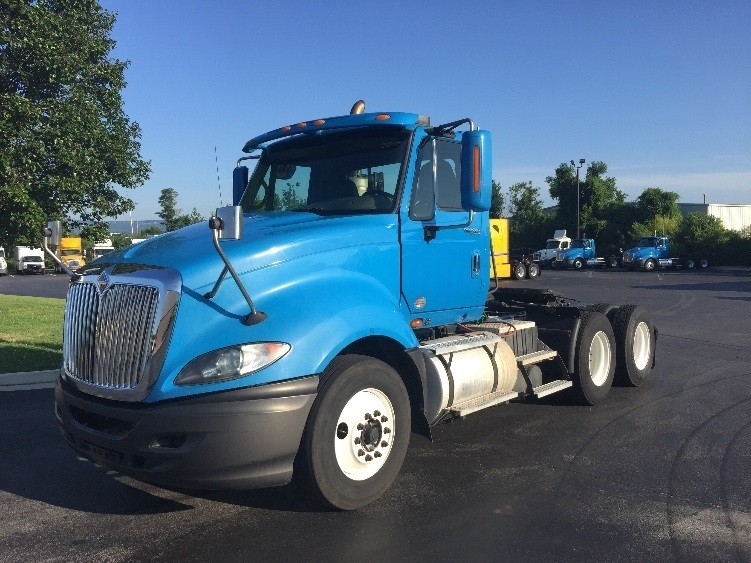 Day Cab Tractor-Heavy Duty Tractors-International-2011-ProStar-CHATTANOOGA-TN-583,841 miles-$28,500