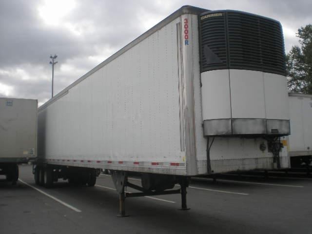 Reefer Trailer-Semi Trailers-Utility-2004-Trailer-TACOMA-WA-328,792 miles-$7,250