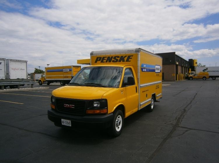 Light Duty Box Truck-Light and Medium Duty Trucks-GMC-2012-Savana G33503-MISSISSAUGA-ON-212,609 km-$16,500