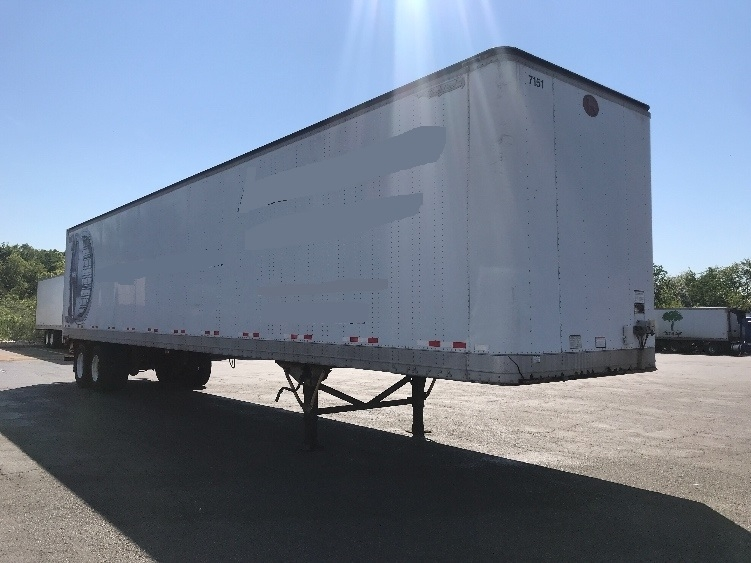 Dry Van Trailer-Semi Trailers-Great Dane-2008-Trailer-PARSIPPANY-NJ-390,297 miles-$13,000
