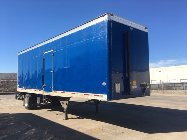 Dry Van Trailer-Semi Trailers-Utility-2003-Trailer-DALLAS-TX-395,830 miles-$5,750