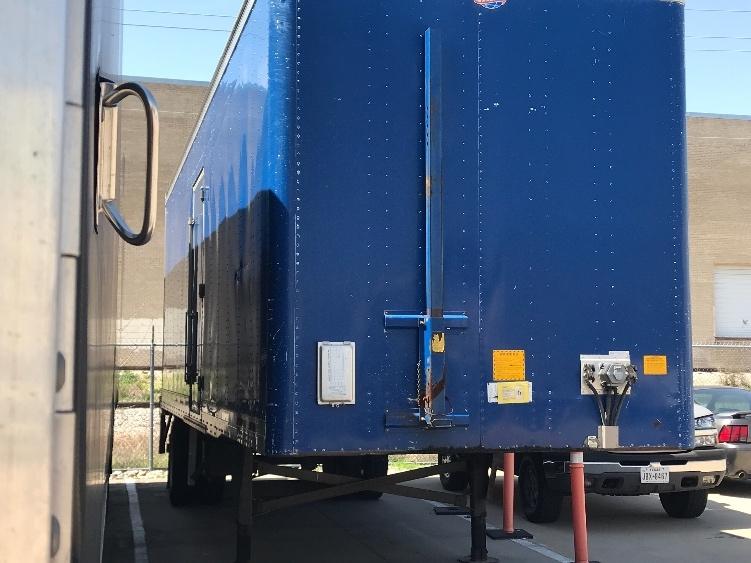 Dry Van Trailer-Semi Trailers-Utility-2003-Trailer-GARLAND-TX-307,208 miles-$6,500
