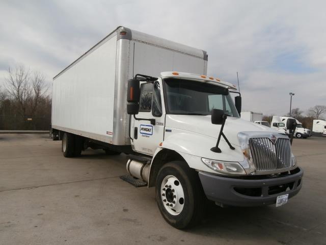 Medium Duty Box Truck-Light and Medium Duty Trucks-International-2012-4300-LA VERGNE-TN-179,809 miles-$34,000
