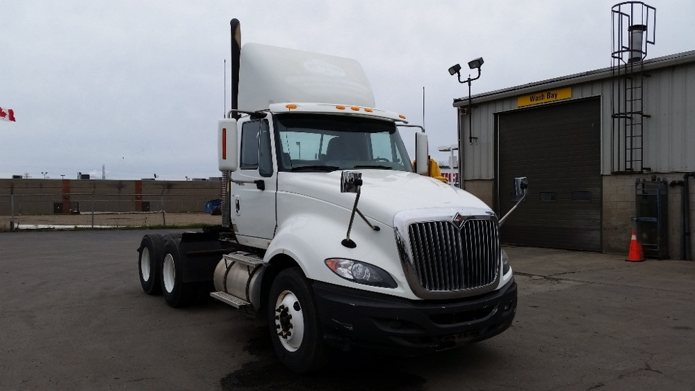 Day Cab Tractor-Heavy Duty Tractors-International-2010-ProStar-MISSISSAUGA-ON-609,443 km-$35,000