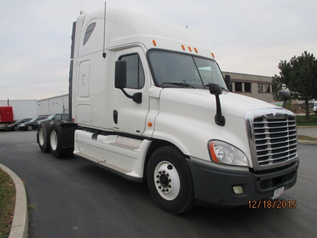 Sleeper Tractor-Heavy Duty Tractors-Freightliner-2011-Cascadia 12564ST-LONDON-ON-946,687 km-$31,750