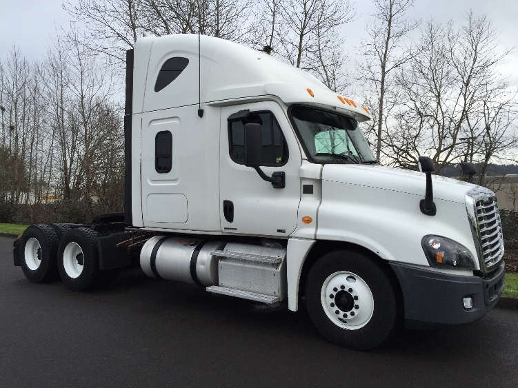 Sleeper Tractor-Heavy Duty Tractors-Freightliner-2012-Cascadia 12564ST-CLACKAMAS-OR-355,321 miles-$48,000
