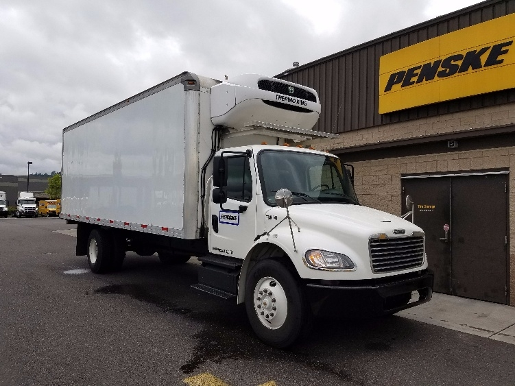 Reefer Truck-Light and Medium Duty Trucks-Freightliner-2012-M2-PORTLAND-OR-89,905 miles-$56,500