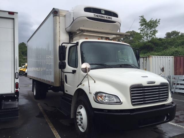 Reefer Truck-Light and Medium Duty Trucks-Freightliner-2012-M2-TUKWILA-WA-111,812 miles-$48,750
