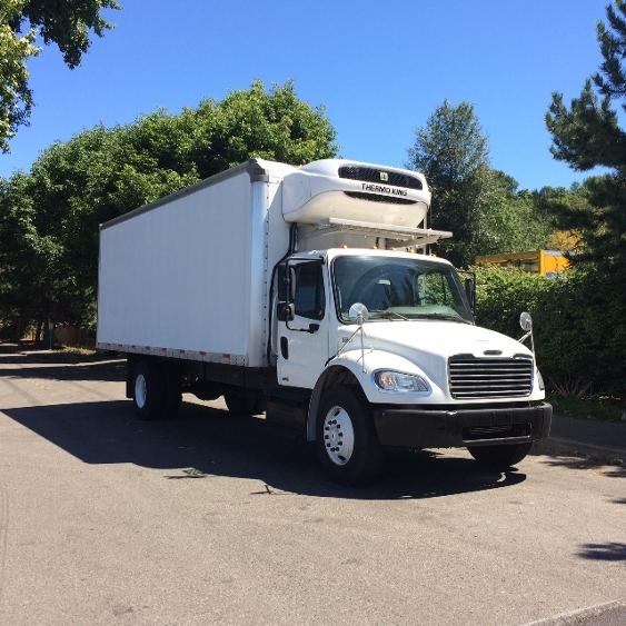 Reefer Truck-Light and Medium Duty Trucks-Freightliner-2012-M2-TUKWILA-WA-61,264 miles-$52,750
