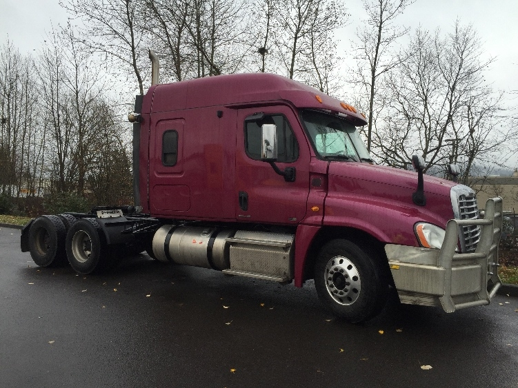 Sleeper Tractor-Heavy Duty Tractors-Freightliner-2012-Cascadia 12564ST-CLACKAMAS-OR-295,648 miles-$49,250