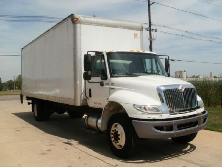 Medium Duty Box Truck-Light and Medium Duty Trucks-International-2011-4300-HOLLAND-MI-356,466 miles-$15,500