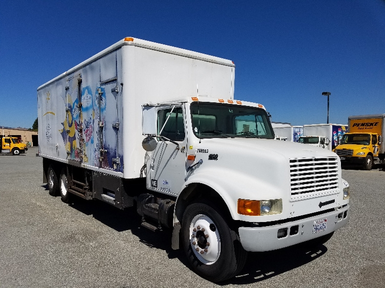 Cold Plate-Light and Medium Duty Trucks-International-1999-4900-GILROY-CA-340,108 miles-$9,500