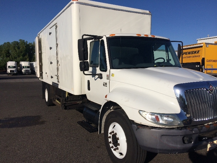 Cold Plate-Light and Medium Duty Trucks-International-2006-4300-CERES-CA-215,025 miles-$16,000