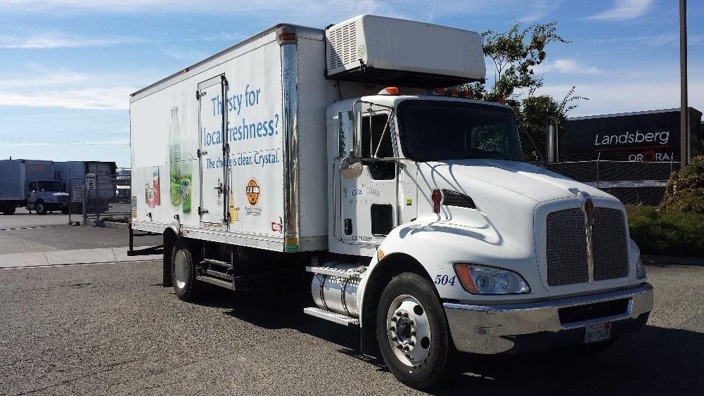 Cold Plate-Light and Medium Duty Trucks-Kenworth-2010-T370-HAYWARD-CA-150,916 miles-$37,000