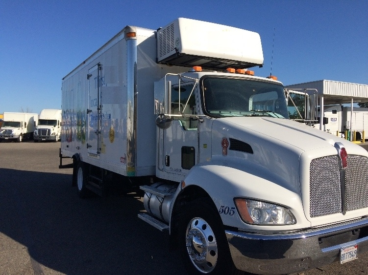 Cold Plate-Light and Medium Duty Trucks-Kenworth-2010-T370-CERES-CA-123,828 miles-$36,500