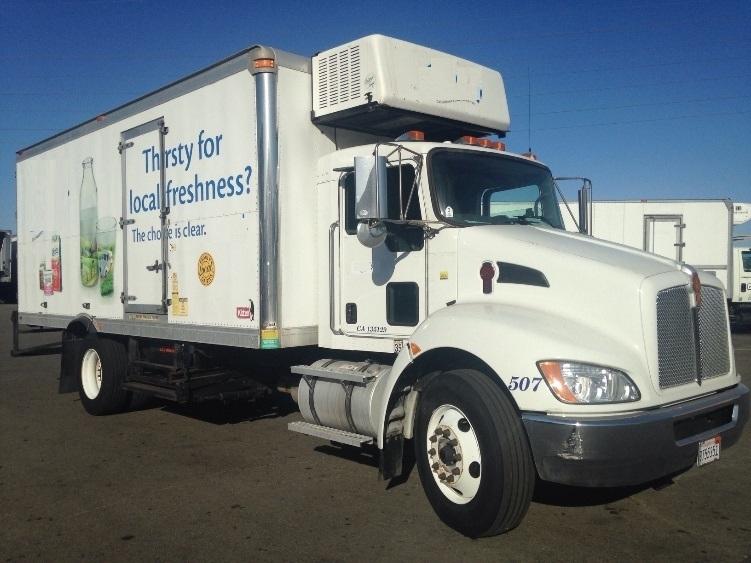 Cold Plate-Light and Medium Duty Trucks-Kenworth-2010-T370-HAYWARD-CA-101,902 miles-$41,500