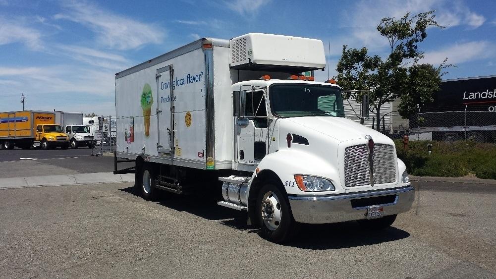 Cold Plate-Light and Medium Duty Trucks-Kenworth-2010-T370-HAYWARD-CA-128,078 miles-$40,250