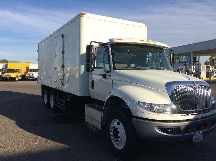 Cold Plate-Light and Medium Duty Trucks-International-2016-4400-WEST SACRAMENTO-CA-14,877 miles-$68,750