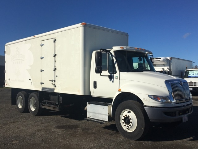 Cold Plate-Light and Medium Duty Trucks-International-2016-4400-WEST SACRAMENTO-CA-28,710 miles-$68,750