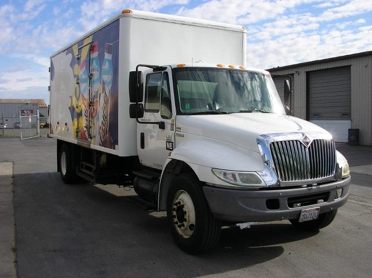 Cold Plate-Light and Medium Duty Trucks-International-2006-4300-WEST SACRAMENTO-CA-186,430 miles-$12,000