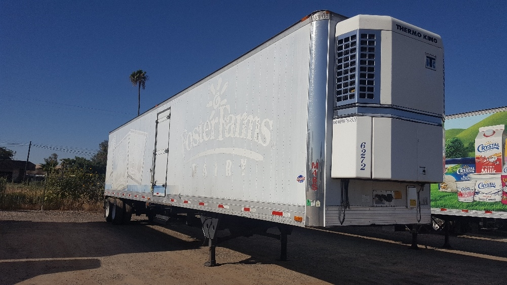Reefer Trailer-Semi Trailers-Utility-2001-Trailer-CERES-CA-45,385 miles-$6,000