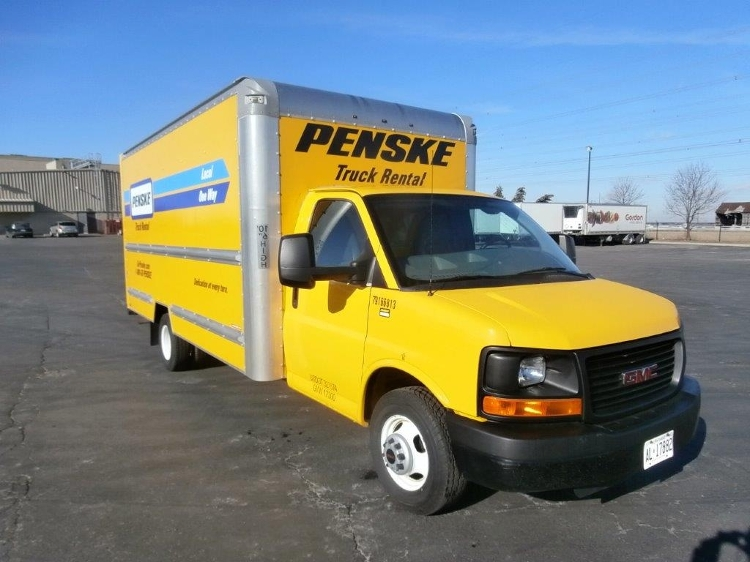 Light Duty Box Truck-Light and Medium Duty Trucks-GMC-2014-Savana G33903-MISSISSAUGA-ON-109,779 km-$24,500
