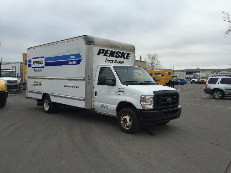 Light Duty Box Truck-Light and Medium Duty Trucks-Ford-2011-E350-CALGARY-AB-191,331 km-$20,500