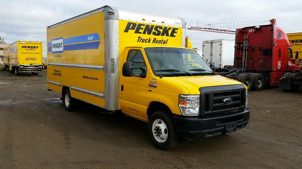 Light Duty Box Truck-Light and Medium Duty Trucks-Ford-2011-E350-CALGARY-AB-221,022 km-$15,000