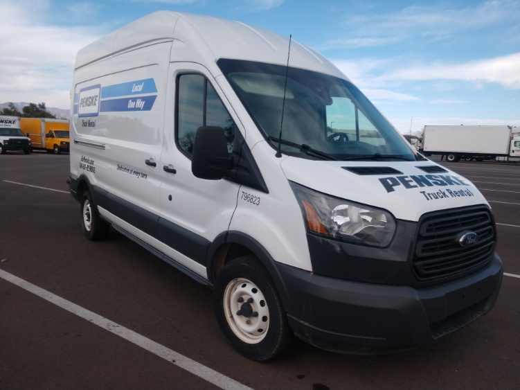 Cargo Van (Panel Van)-Light and Medium Duty Trucks-Ford-2017-TRAN250-TUCSON-AZ-104,867 miles-$25,750