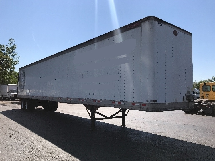Dry Van Trailer-Semi Trailers-Great Dane-2009-Trailer-PARSIPPANY-NJ-740,840 miles-$16,250