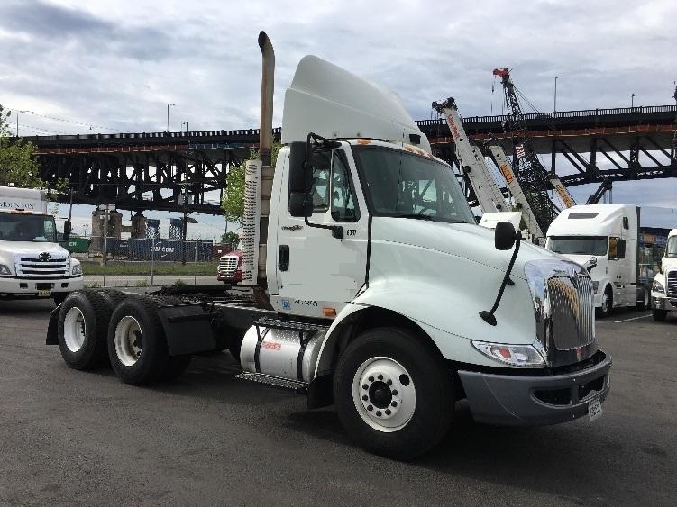Day Cab Tractor-Heavy Duty Tractors-International-2010-8600-SOUTH KEARNY-NJ-226,875 miles-$30,000